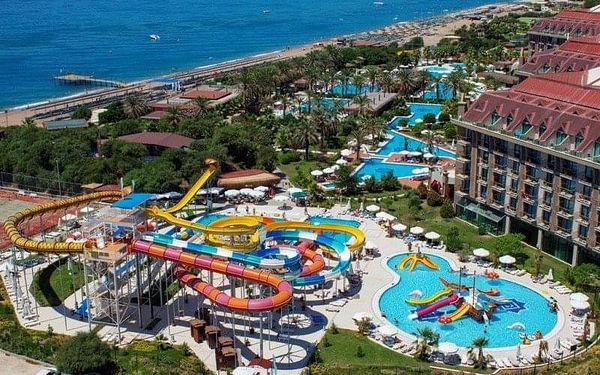 NASHIRA RESORT HOTEL & SPA, Side, Turecko, Side, letecky, ultra all inclusive4