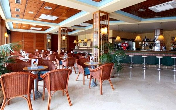Hotel Taurus Aquapark Resort, Costa del Maresme, Španělsko, Costa del Maresme, letecky, polopenze3