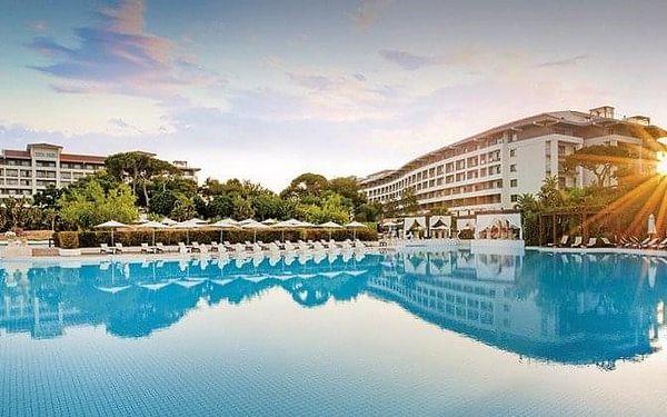 HOTEL ELA QUALITY, Belek, Turecko, Belek, letecky, ultra all inclusive5
