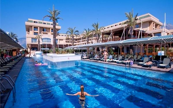Crystal De Luxe Resort & Spa, Kemer, Turecko, Kemer, letecky, all inclusive3