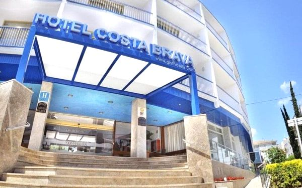HOTEL GHT COSTA BRAVA, Costa Brava, Španělsko, Costa Brava, letecky, polopenze5
