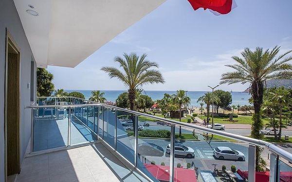Arsi Enfi City Beach Hotel, Alanya, Turecko, Alanya, letecky, all inclusive5