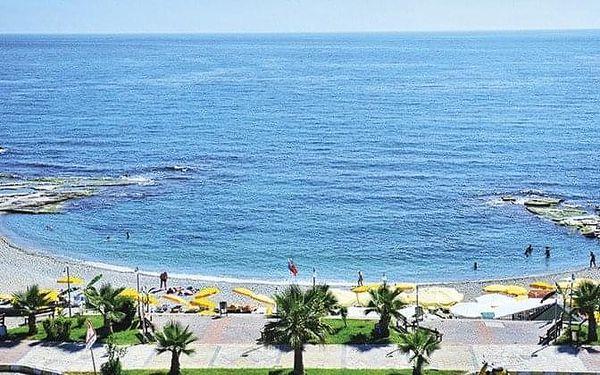 HOTEL GRAND UYSAL BEACH, Alanya, Turecko, Alanya, letecky, all inclusive3