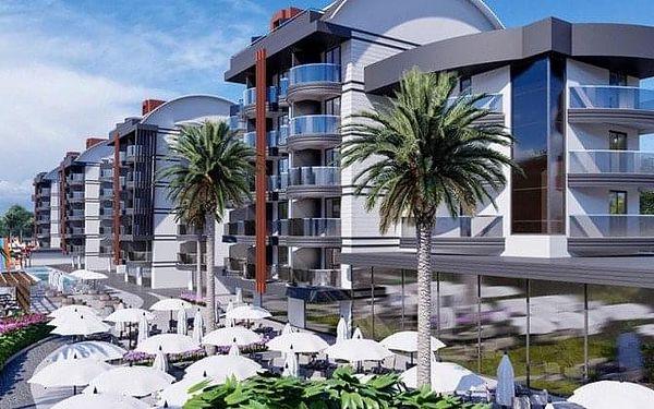 HOTEL GRAND UYSAL BEACH, Alanya, Turecko, Alanya, letecky, all inclusive4