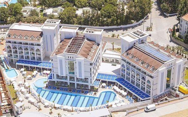Diamond Elite Hotel & Spa, Side, Turecko, Side, letecky, all inclusive5