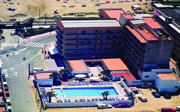 Rosa Nautica Hotel, Costa del Maresme, Španělsko, Costa del Maresme, letecky, snídaně v ceně4