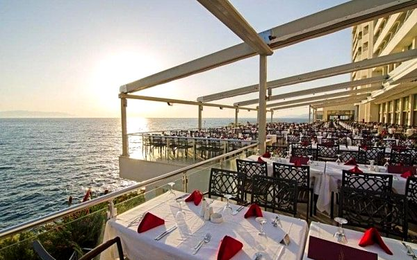 KORUMAR HOTEL DE LUXE, Kusadasi, Turecko, Kusadasi, letecky, all inclusive3