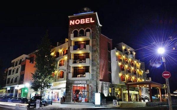 HOTEL NOBEL, Slunečné Pobřeží, Bulharsko, Slunečné Pobřeží, letecky, ultra all inclusive3