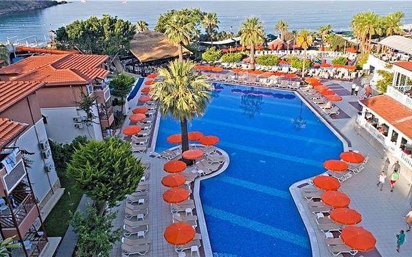 Justiniano Club Alanya, Turecká riviéra, Turecko, Turecká riviéra, letecky, all inclusive5