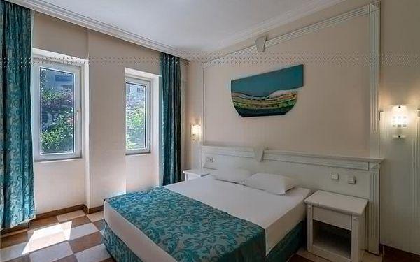 The Garden Beach Hotel, Turecká riviéra, Turecko, Turecká riviéra, letecky, ultra all inclusive4