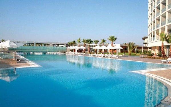 Turecko - Antalya letecky na 8 dnů, ultra all inclusive