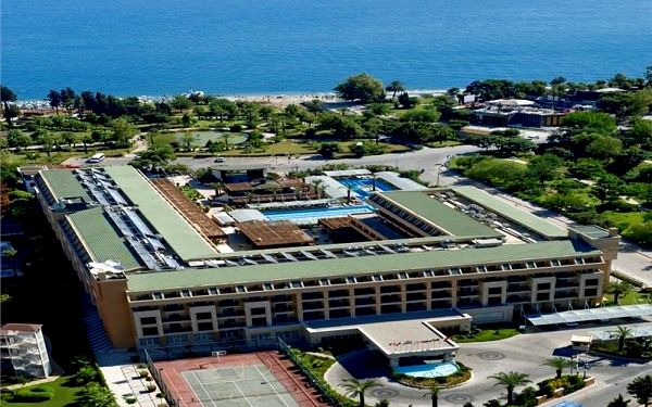 Crystal De Luxe Resort & Spa, Kemer, Turecko, Kemer, letecky, all inclusive4