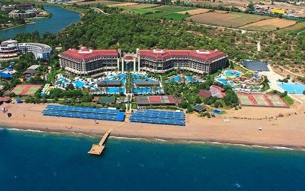 Turecko - Side - Manavgat letecky na 8 dnů, ultra all inclusive