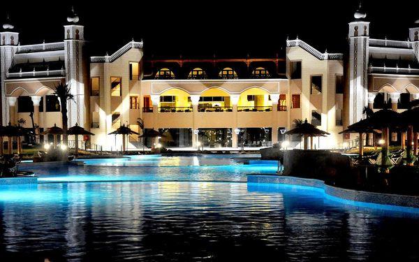 Hotel Jasmine Palace Resort, Hurghada, letecky, all inclusive5