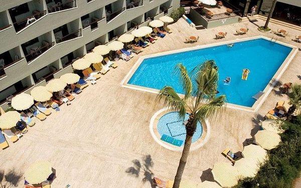 Elysee Hotel, Alanya, Turecko, Alanya, letecky, all inclusive4