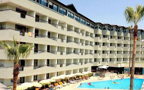 Elysee Hotel, Alanya, Turecko, Alanya, letecky, all inclusive5