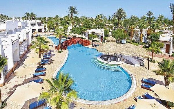 Egypt - Sharm el Sheikh letecky na 8-15 dnů, plná penze