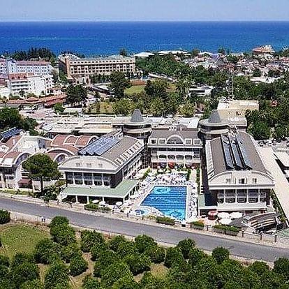 Turecko - Kemer letecky na 6-15 dnů, all inclusive