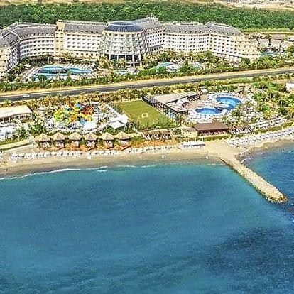 Turecko - Alanya letecky na 6-15 dnů