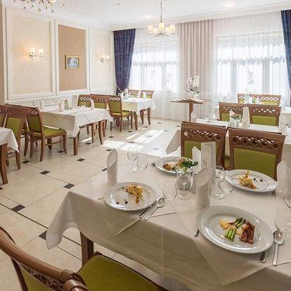Świeradów-Zdrój, hotel Buczyński Medical & Spa**** s romantickými výhledy