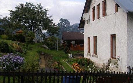 Jizerské hory: Ubytování U Kramárů