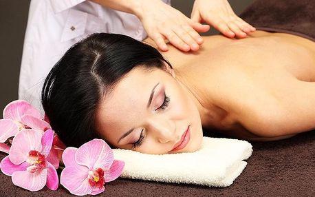 Holistická čínská čakerní masáž