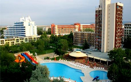 Bulharsko - Slunečné pobřeží letecky na 6-15 dnů, all inclusive