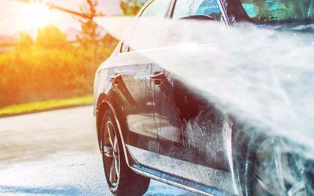 Mobilní myčka aut: péče o auto v pohodlí domova