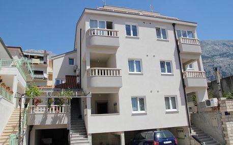 Chorvatsko, Makarská riviéra: Apartments Filipovic