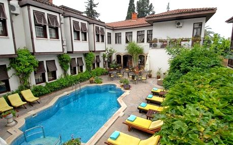 Turecko - Antalya letecky na 8-13 dnů, snídaně v ceně