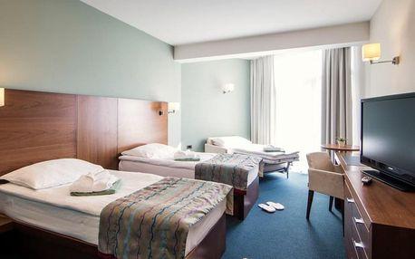 Bohinjské jezero, Bohinj ECO Hotel & Wellness**** se vstupem do Aquaparku a wellness