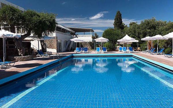 Hotel Alexandros, Korfu, letecky, all inclusive4