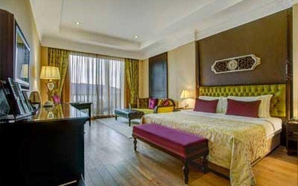 Vogue Hotel Bodrum, Bodrum, Turecko, Bodrum, letecky, ultra all inclusive3