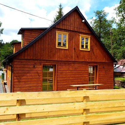 Moravskoslezský kraj: Czech Lodge