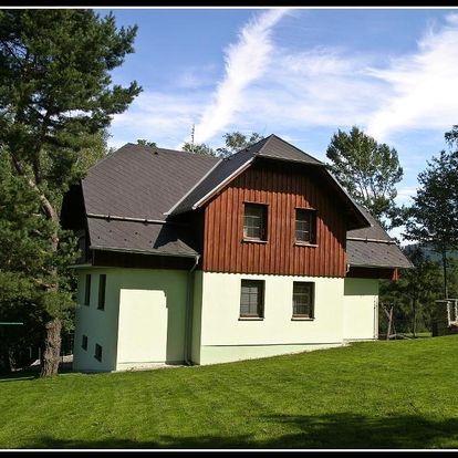 Plzeňsko: Apartmany Sumava