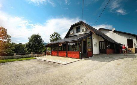 Chorvatsko - Plitvická jezera: Guest House Spoljaric Sasa