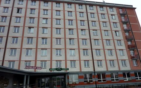 Olomouc, Olomoucký kraj: Hotelový Dům