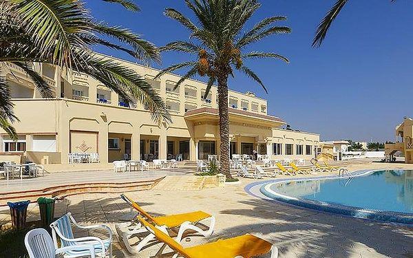 Hotel Les Colombes, Tunisko pevnina, letecky, all inclusive2