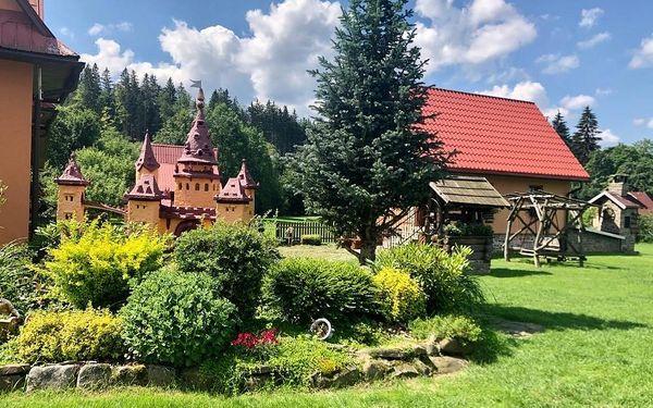 Zlínský kraj: Ubytování u hrádečku