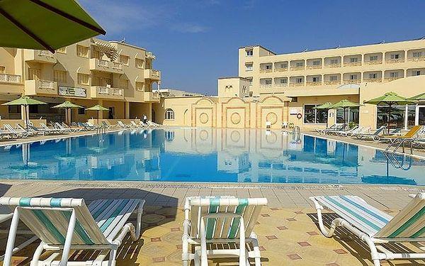 Hotel Les Colombes, Tunisko pevnina, letecky, all inclusive5
