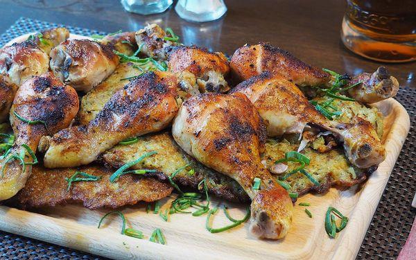 1 kg kuřecích křídel5