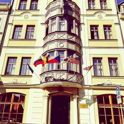 Karlovarský kraj: Hotel Derby