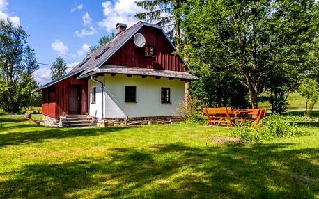 Kraj Vysočina: Chaloupka u Bílého potoka