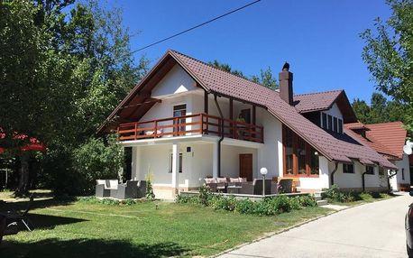 Chorvatsko - Plitvická jezera: House Samardzic