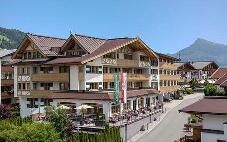 Rakousko - Brixental na 5-8 dnů, polopenze