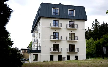 Konstantinovy Lázně, Plzeňský kraj: Spa Hotel Garni Löwenstein