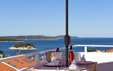 Chorvatsko, Hvar: Boutique Apartments Seputic