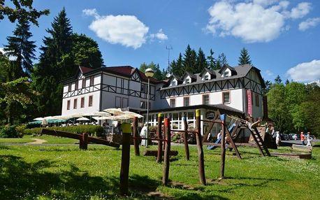 Západočeské lázně: Spa hotel Harmonie
