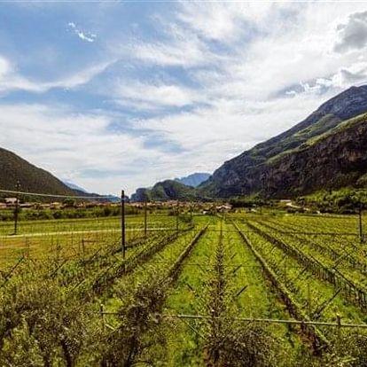 Itálie - Lago di Garda na 4-15 dnů, snídaně v ceně