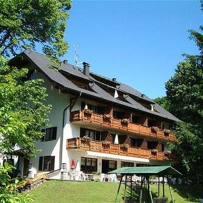 Rakousko - Salzbursko na 3-13 dnů, polopenze